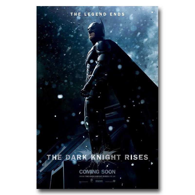 Batman The Dark Knight Superheroes Movie Poster 32x24