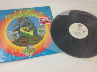 "Leon Redbone ""On the Track"" 1975 Warner Brothers VYNYL Record Album"