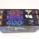 Star Wars Trilogy (VHS, 1990, 3-Tape Set)
