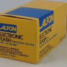 Alfon Electronic Flash For Kodak Ek4, Ek6, The Handle, Pocket Terminal, K40A