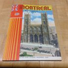 Vintage Montreal Souvenir Guide Booklet Prints Canada Mt Royal Notre Dame Church
