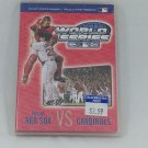 Baseball World Series 2004 Boston Red Sox vs. St. Louis Cardinals DVD New