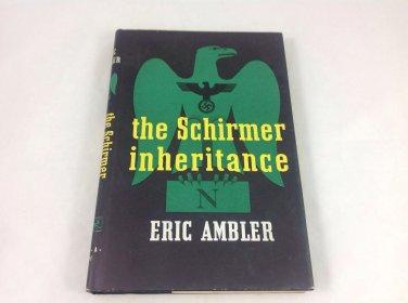 The Schirmer Inheritance WW2 War Fighting Book Nazi Germany Swastika 1953