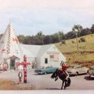 "Vintage Postcard ""The Tepee"" Cherry Valley NY"