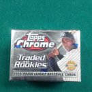 1999 Topps Chrome Rookie & Traded Baseball Factory Set