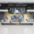 2012 Panini Prominence Football Hobby Box