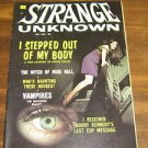 Strange Unknown Magazine (Issue #2 May 1969) Witchcraft / Vampires