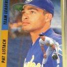 1993 Fleer Team Leaders Pat Listach