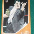 PAUL BEARER - 2011 Topps WWE Heritage #14