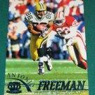 1996 Pacific Gridiron Antonio Freeman