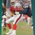 1995 Pacific Gridiron Jerry Rice