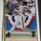 Barry Bonds 1992 Upper Deck Homerun Heroes