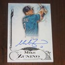 2015 Topps Five Star Mike Zunino Autograph