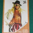 """MICHAEL """"PS"""" HAYES - 2011 Topps WWE Heritage #6"""