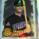 Travis Lee 1997 Bowman Chrome Scout's Honor Roll Refractor