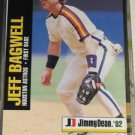 1992 Jimmy Dean Jeff Bagwell