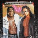 R-TRUTH & JOHN MORRISON - 2011 Topps WWE Prestigious Pairings #5