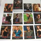 2012 Smallville Final Season 7-10 Complete 85 Card Set - Cryptozoic
