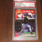 1995 Kenner Starting Lineup Cal Ripken - PSA 6 *POP 13* SLU