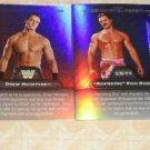 DREW MCINTYRE & RICK RUDE - 2010 Topps Platinum WWE Legendary Superstars #11