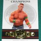JOHN CENA - 2012 Topps WWE First Class Champions #14