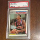 1987-88 Fleer Isiah Thomas - PSA 7 - #106