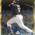 2000 Fleer Mystique Prospects Daryle Ward #0608 of 2000 made