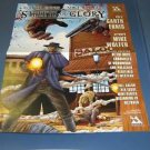 Streets of Glory Avatar Comics Promo Poster Garth Ennis
