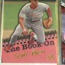 Scott Rolen 1999 Ultra The Book On