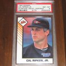1993 Kenner Starting Lineup Cal Ripken (Portrait) - PSA 8 *POP 38* SLU