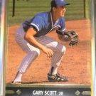 1991 Leaf Gold Leaf Rookies Gary Scott