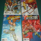 X-Force Shatterstar (2005) #1-4 - Complete Full Run Set - Marvel Comics