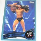 CODY RHODES - 2011 Topps WWE Blue #40 - #1871 of 2011 made
