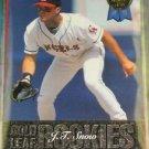 1993 Leaf Gold Rookies J.T. Snow Rookie Card