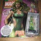POLARIS - Classic Marvel Figurine Collection Lead Figure Eaglemoss Issue #53