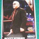 SCOTT STEINER - 2011 Tristar TNA Signature IMPACT Silver Parallel #16 of 50 made