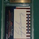LEFTY GOMEZ - 2010 Razor Sports Icons Cut Signature Autograph #3 of 23 made