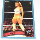 EVE TORRES - 2011 Topps WWE Blue #76 - #1952 of 2011 made