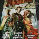 FRESHMEN Top Cow Comics Large Promo Poster