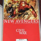 New Avengers (2005) #25 - Marvel Comics - CAPTAIN AMERICA, SPIDERMAN, IRON MAN