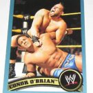 CONOR O'BRIAN - 2011 Topps WWE Blue #87 - #0646 of 2011 made