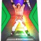 EDGE - 2010 Topps WWE Platinum Performance Green Refractor #302 of 499
