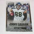 2015 Panini Player of the Day Cracked Ice Jimmy Graham