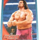 GREAT KHALI - 2010 Topps WWE Blue #62 - #1346 of 2010 made
