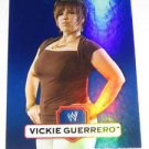 VICKIE GUERRERO - 2010 Topps WWE Platinum Blue Refractor #120 - #112 of 199 made