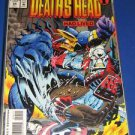 What If (1989 - 2nd Series) #54 - Marvel Comics - Death's Head
