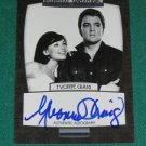 ELVIS Essential YVONNE CRAIG - Press Pass Essential Signature AUTOGRAPH Batman