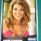 DIXIE CARTER - 2011 Tristar TNA Signature IMPACT Silver Parallel #30 of 50 made