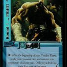 UFS Street Fighter Round 1 ... FIGHT FOIL PROMO SF1P #7