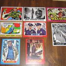 2013 Topps 75th Anniversary Test Issue 8 Card Set - Dracula, Superman, King Kong